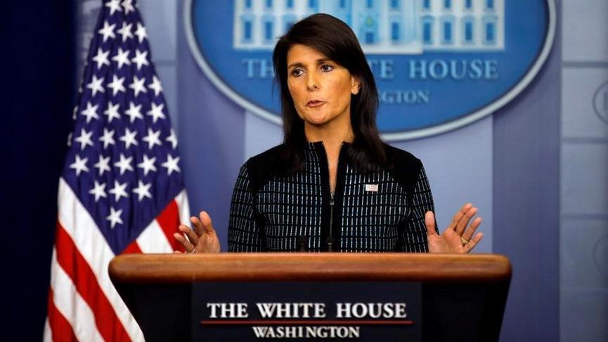 ABD'den İran'a tepki