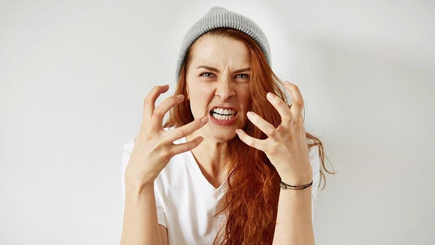 'Öfke, kontrol edilebildiği sürece sağlıklıdır ve işe yarar'