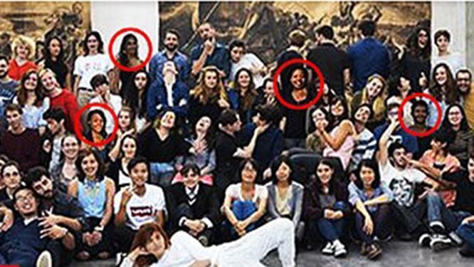 Okulda fotoğraf skandalı… Kaş yapayım derken göz çıkardılar