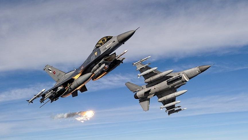 Kuzey Irak'taki 7 terörist etkisiz hale getirildi