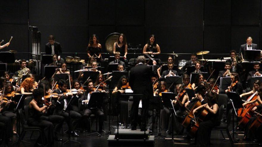 Genç orkestra Avrupa'yı fethedecek