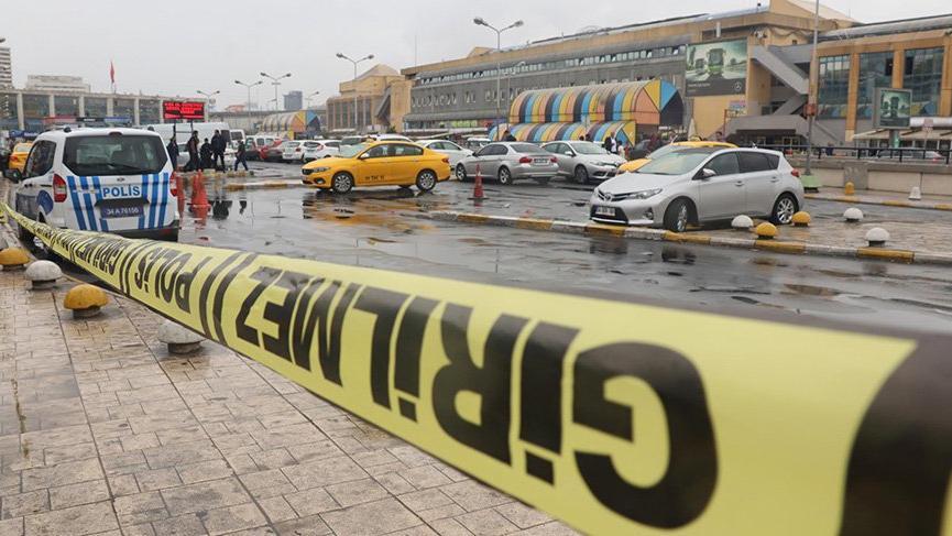 İstanbul otogarında silahlı kavga! Yaralılar var…