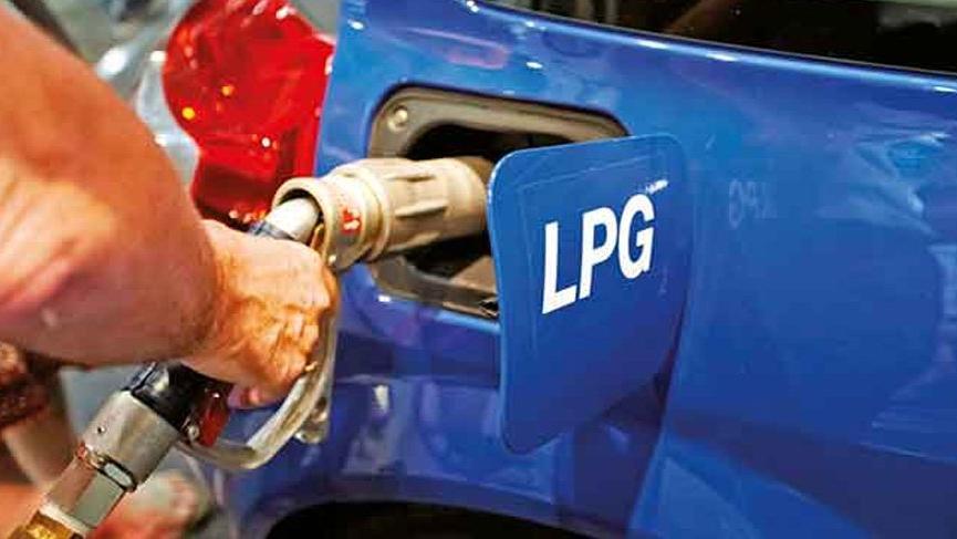 LPG otogaza zam yapıldı