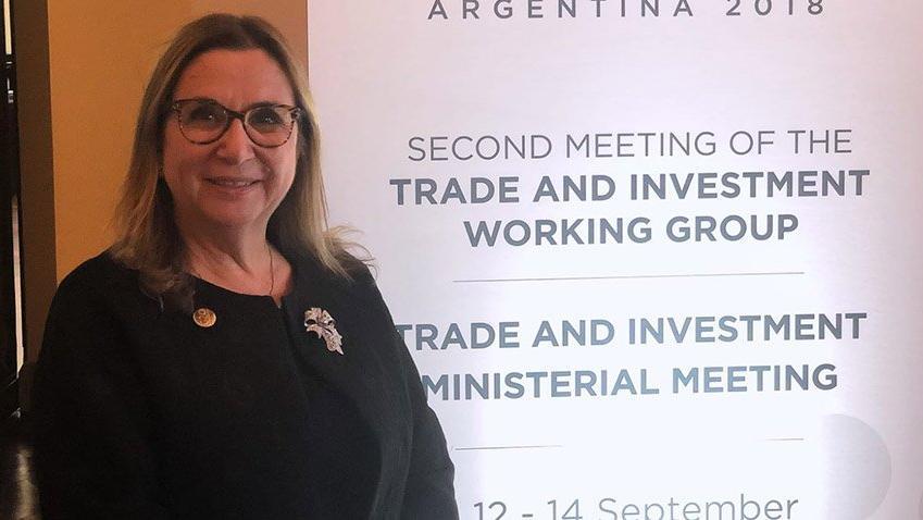 Bakan'dan İngiltere ve Arjantin ziyareti değerlendirmesi