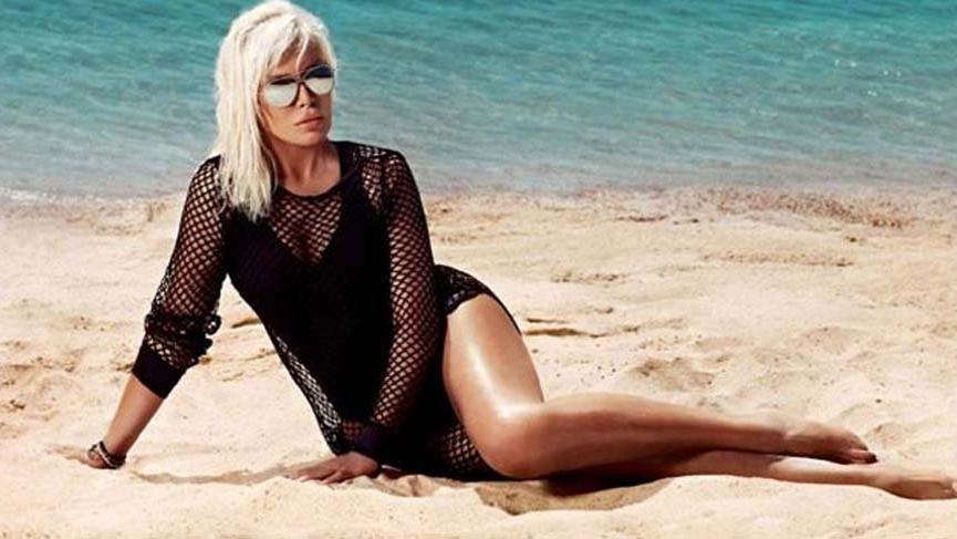 Ajda Pekkan da photoshop kurbanı oldu