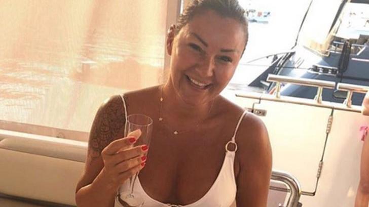 Pınar Altuğ'nun doğum günü paylaşımları