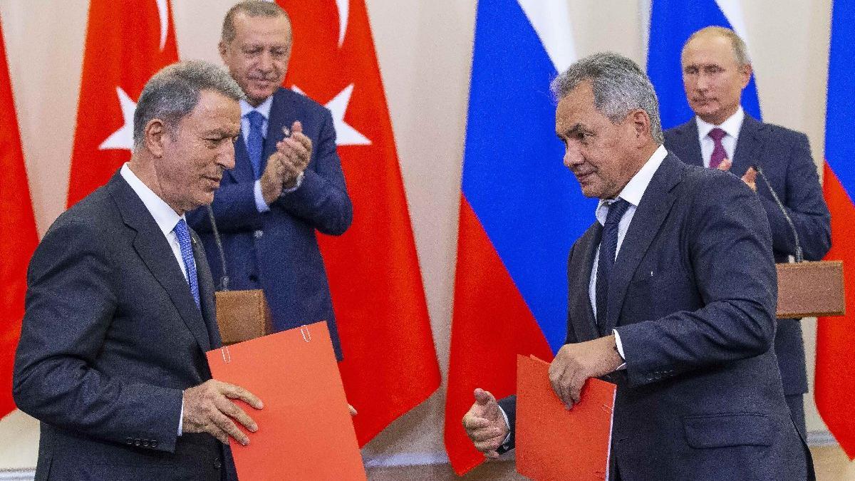 Rusya: Suriyedeki askeri varlığımızı artırdığımız yönündeki haberler doğru değil 61