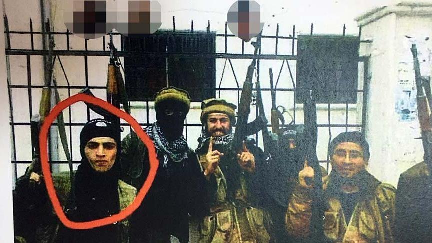 IŞİD'ın celladı Adana'da hastanede yakalandı