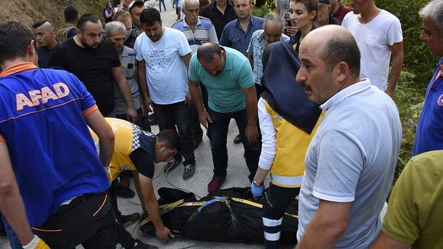 Gümüşhane'de yayla dönüşü feci kaza: 3 ölü, 3 yaralı