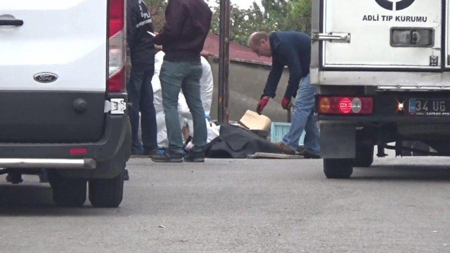 Pendik'te komşu dehşeti: 1 ölü, 3 yaralı
