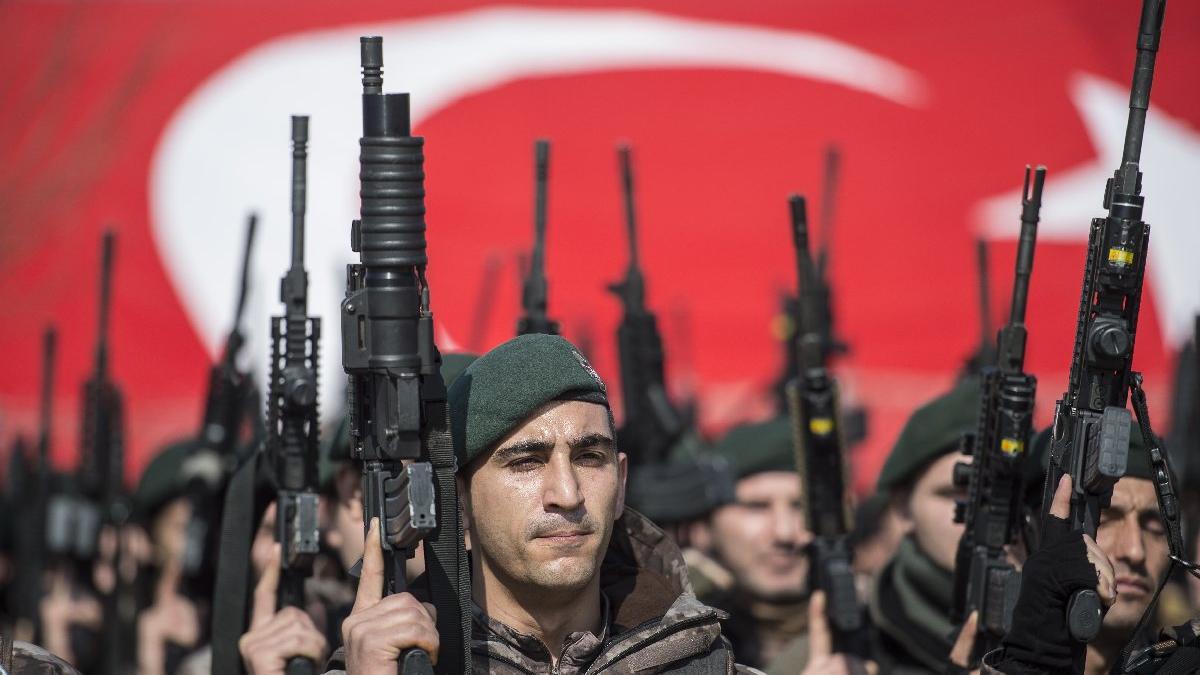 İçişleri: bir haftada 46 terörist etkisiz hale getirildi