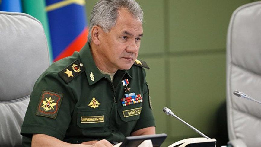 Rusya Savunma Bakanı Şoygu: Suriye'de 4 bine yakın okul kurmak gerekiyor