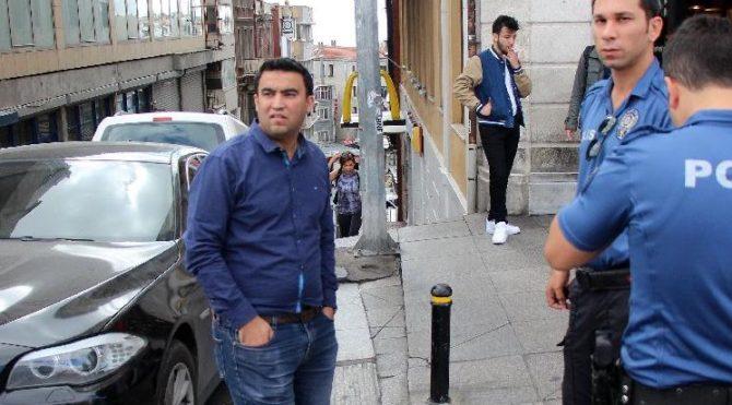 Taksim'de turistin feryadı: Bulun o taksiciyi!