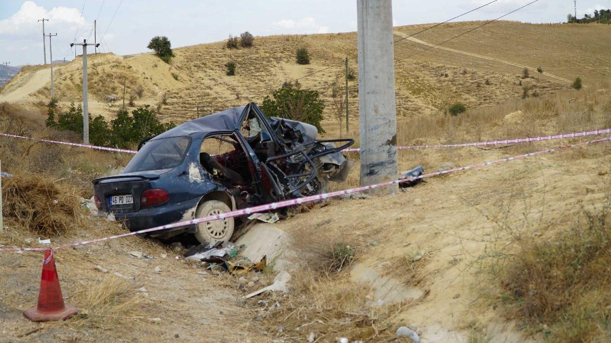 Gölbaşı'nda kaza: Anne ile kızı öldü; baba ve oğlu ağır yaralı