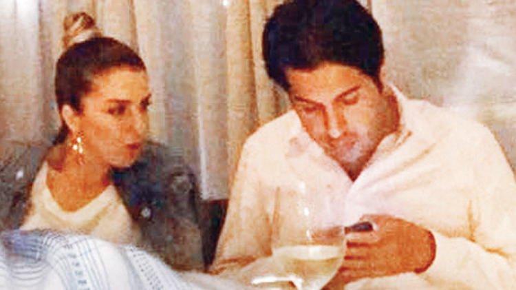 Reza Zarrab, New York'ta lüks lokantada görüntülendi