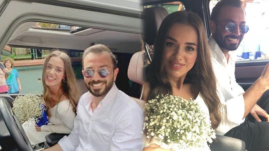 Bensu Soral ve Hakan Baş, bu akşam evleniyor