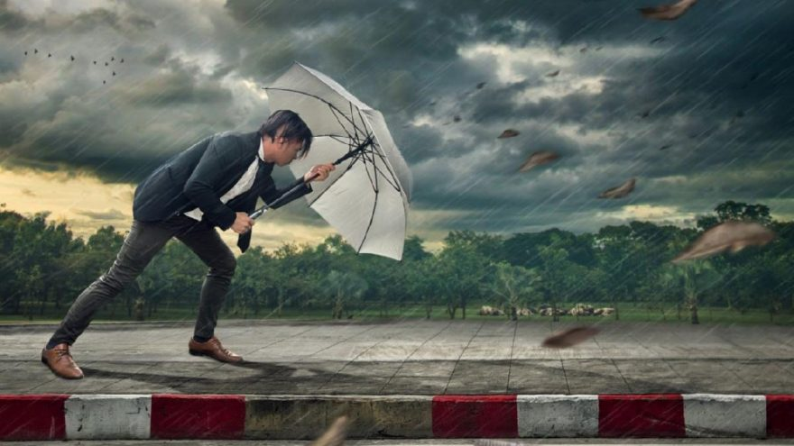 Meteoroloji'den hava durumu açıklaması: Kuvvetli rüzgara dikkat!