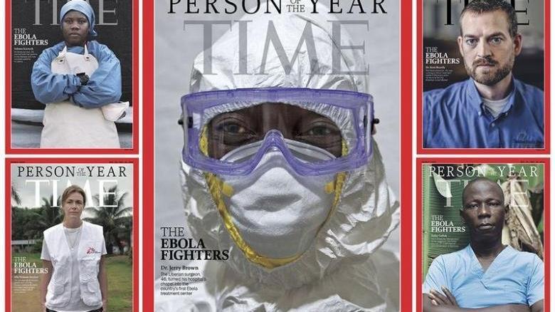 Time dergisi satıldı
