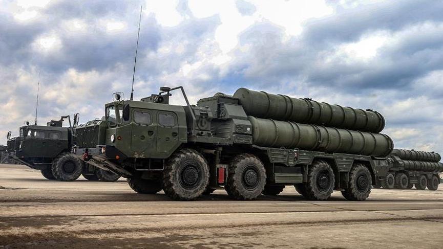 ABD'nin S-400 yaptırımına Çin'den tepki