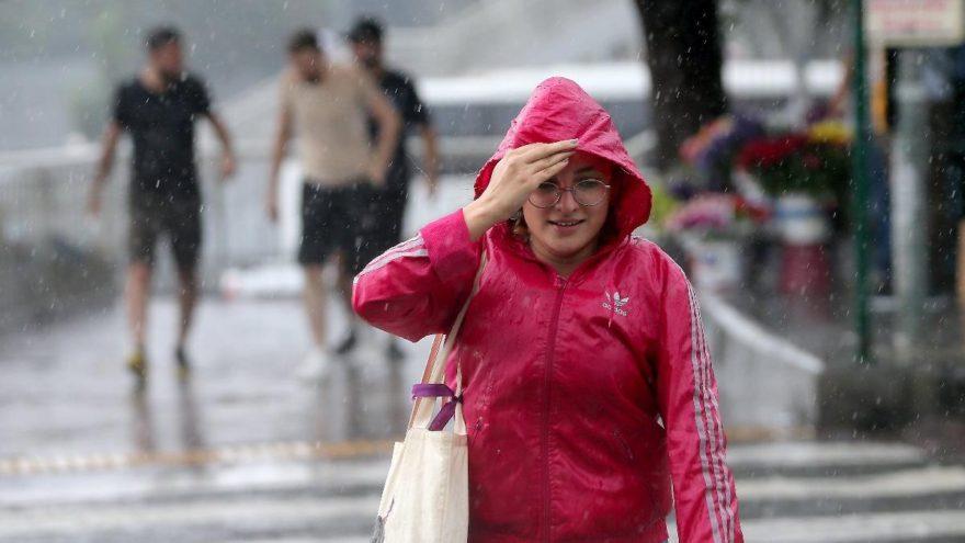 Kış kapıda 12 ile kuvvetli yağış uyarısı!