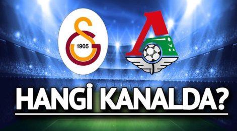 Galatasaray Lokomotiv Moskova maçı hangi kanalda, saat kaçta? Bein Sports frekans bilgileri...