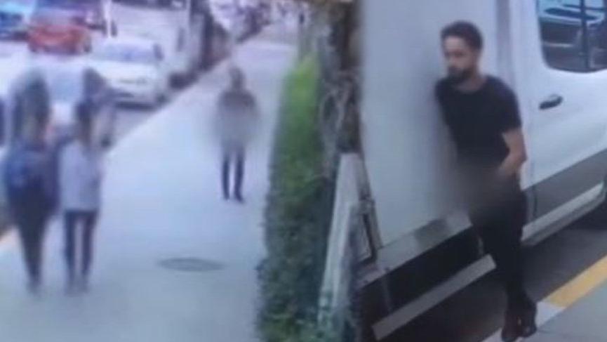 Esenyurt'ta 2 kızı taciz eden şahıs yakalandı