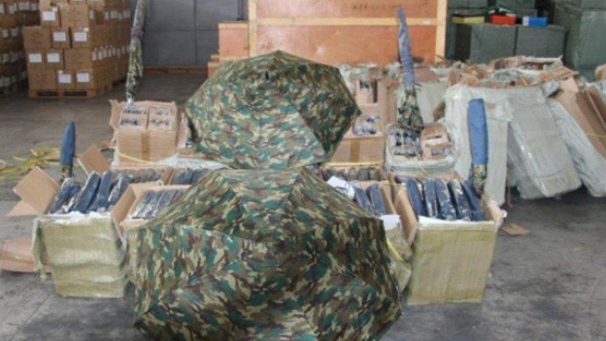 PKK'ya şemsiye operasyonu