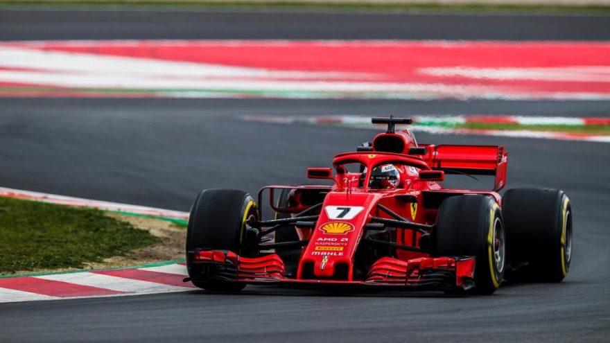 'Buz adam' Ferrari'yi bırakıyor!