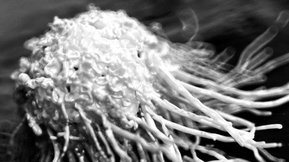 Kanserde nikotinden daha etkili
