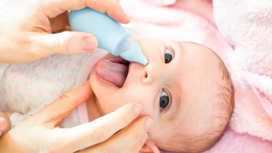 Bebekte burun tıkanıklığı doğal yolla nasıl cözülür?