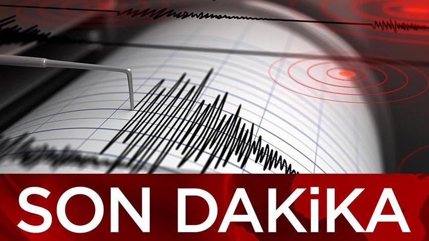 SON DAKİKA: Antalya'da deprem! Antalya depreminin büyüklüğü 5.3!