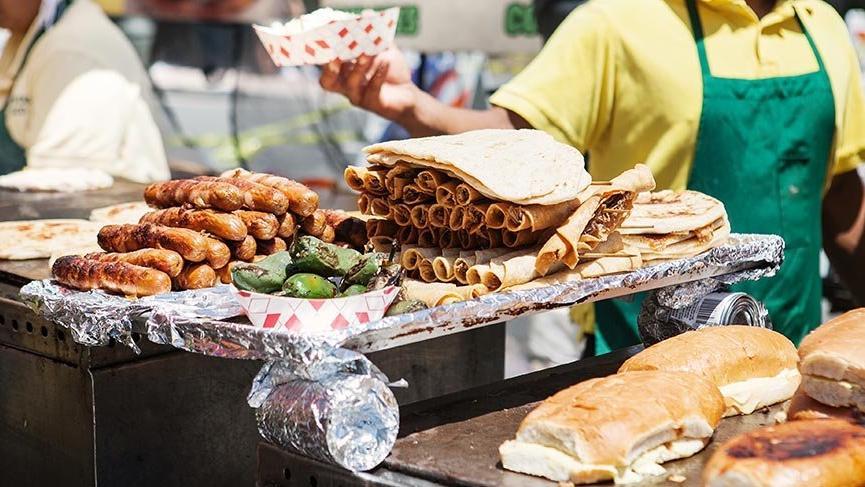 Dünyanın farklı köşelerinden sokak lezzetleri