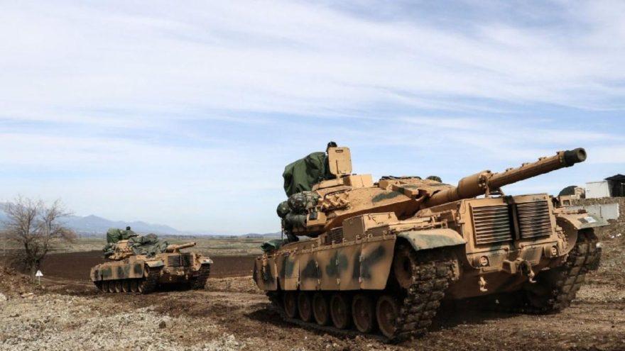 TSK: Zeytin Dalı'nda 4 bin 573 terörist etkisiz hale getirildi
