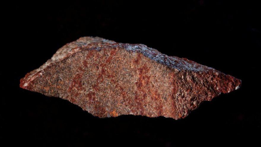 En eski çizim ortaya çıktı… Hashtag'i 73.000 yıl önce çizmişiz