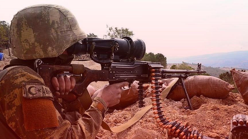 Bitlis'te ve Kuzey Irak'ta 4 terörist etkisiz hale getirildi