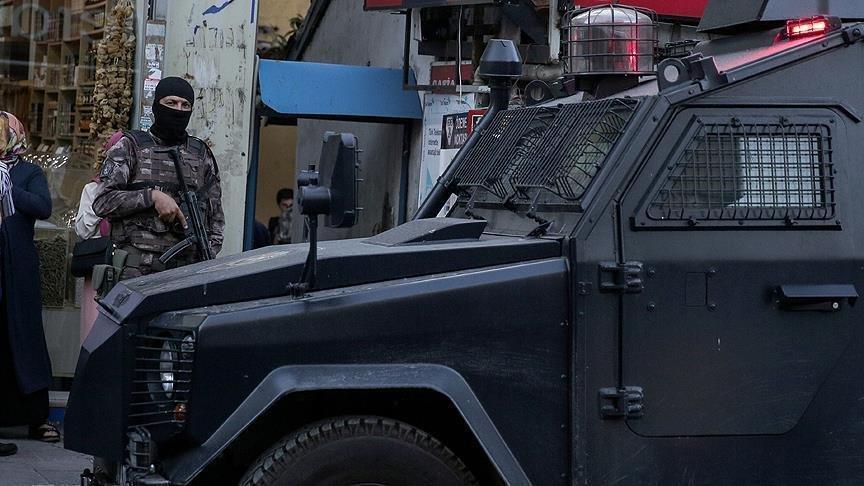 İstanbul'da PKK operasyonu! Çok sayıda gözaltı
