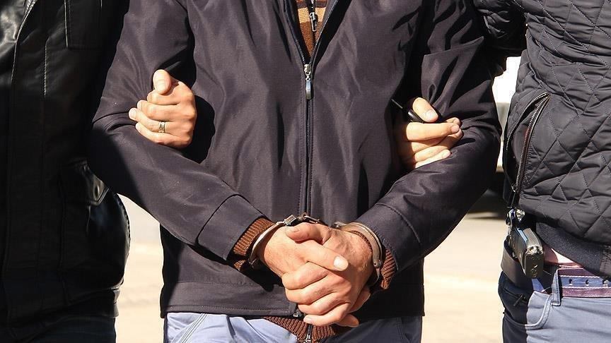 FETÖ'den aranan eski istihbarat şube müdürü yakalandı
