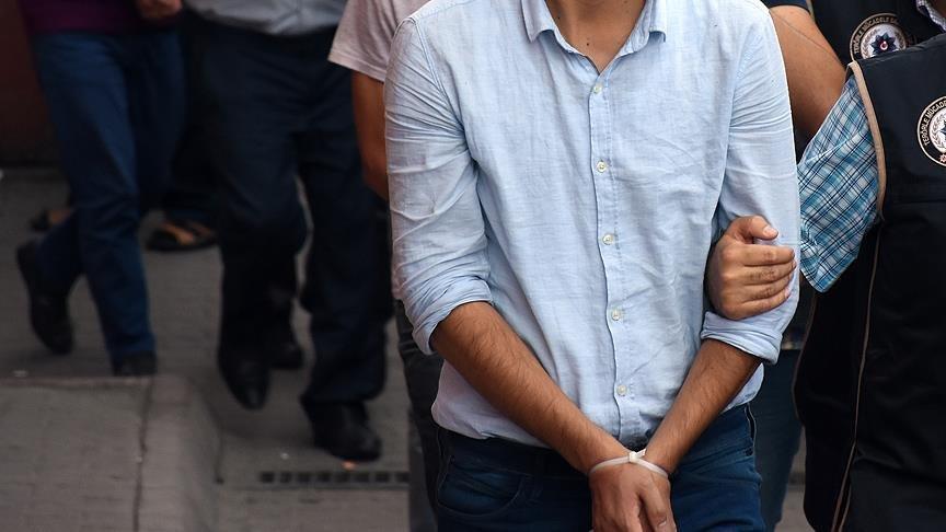 23 ilde FETÖ operasyonu:36'sı muvazzaf toplam 71 kişi hakkında gözaltı