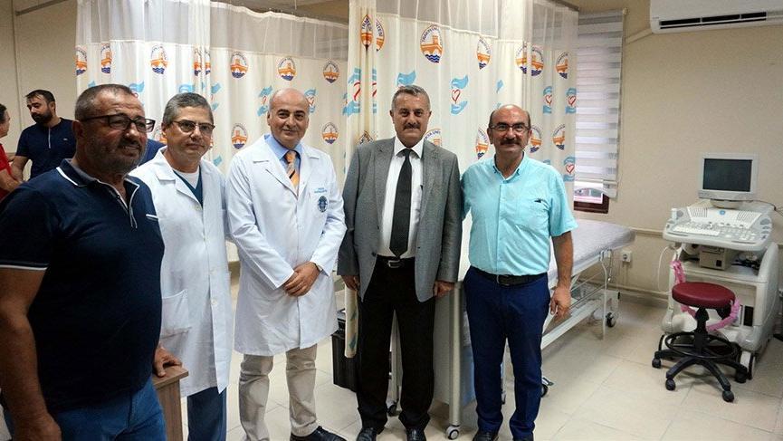 Türkiye'nin ilk 'Kardiyo-Onkoloji' bölümü yenilendi