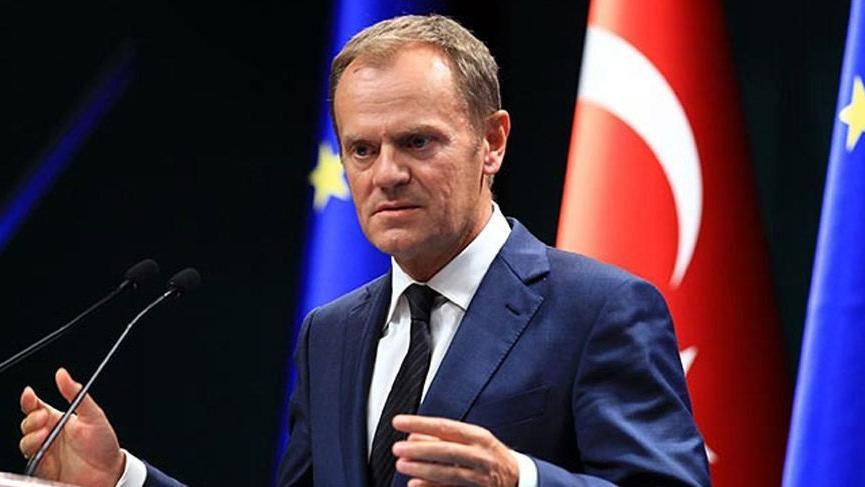 Tusk, Brexit müzakereleri sürecinde uzlaşının sağlanabileceğini bildirdi