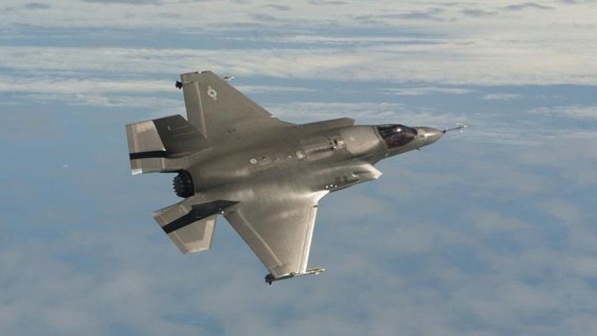 ABD'de ilk kez bir F-35B savaş uçağı düştü