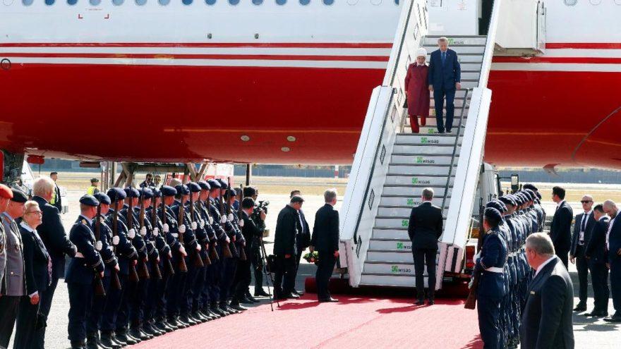 Erdoğan'ın Almanya ziyaretinde şaşırtan detay… Bu detay sadece sozcu.com.tr'de!