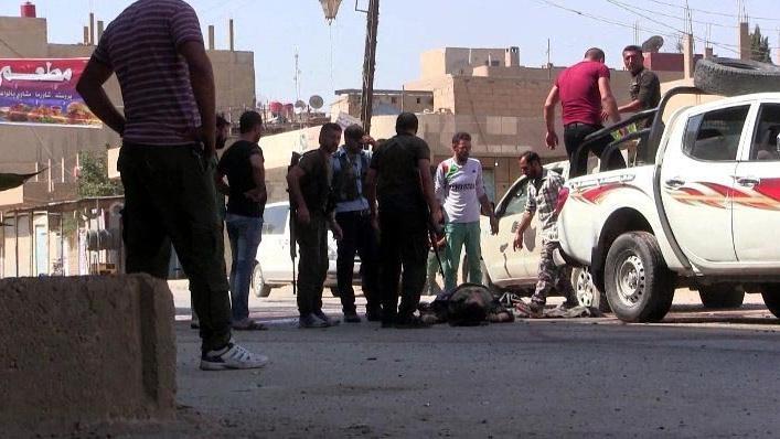 PKK, Esad güçlerine saldırdı