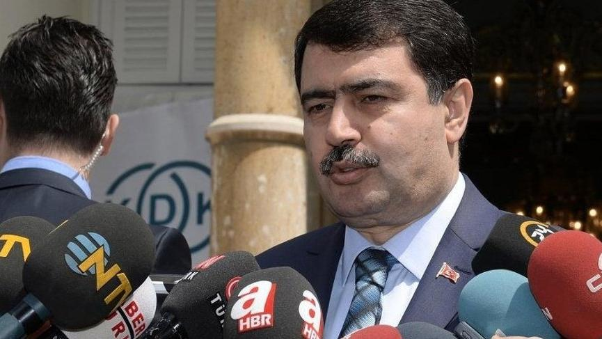 Vali Vasip Şahin'den 3. Havalimanı ile ilgili flaş açıklama