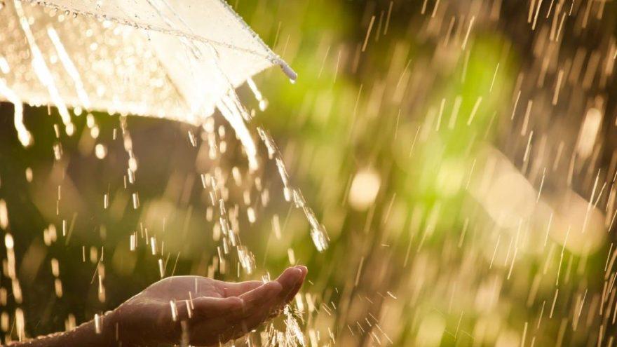 Meteoroloji'den hava durumu açıklaması | Yağmurlu havalara dikkat!