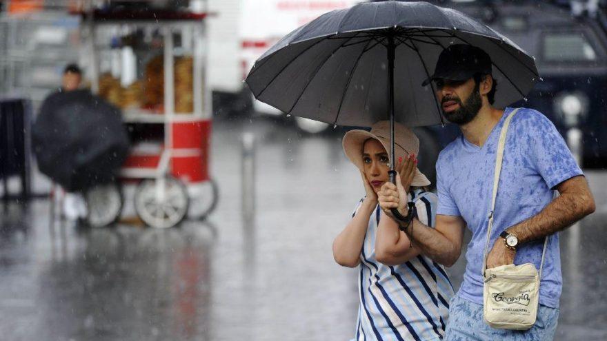 Meteoroloji'den hava durumu açıklaması: İstanbullular dikkat!