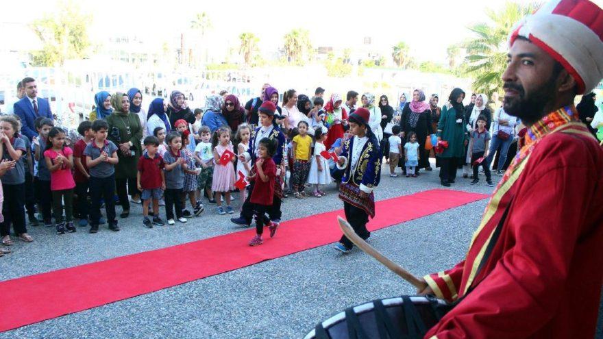 Osmanlı okulu açıldı!