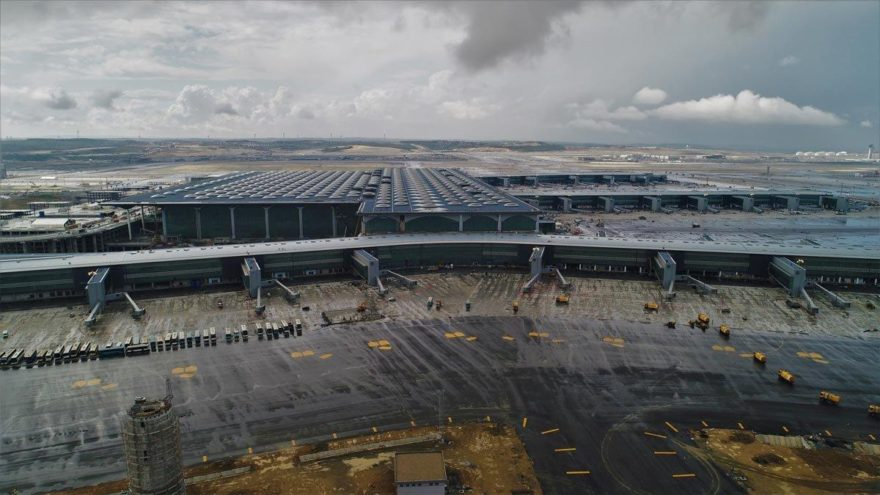3. Havalimanı Meclis'te!