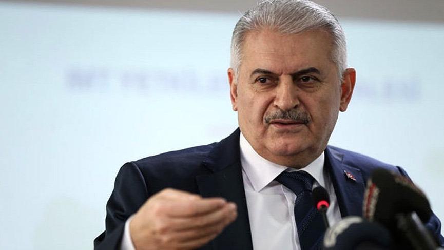 TBMM Başkanı Binali Yıldırım, Berberoğlu'nun eşini aradı!