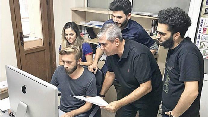 Yılmaz Özdil'in 'Mustafa Kemal' kitabı rekor kıracak!